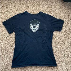 Good condition Nike football t-shirt